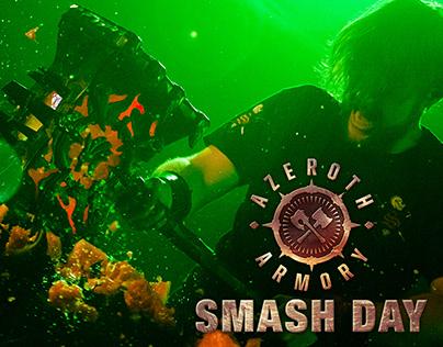 Azeroth Armory - Smash Day Photos