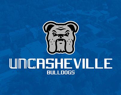 UNC-Asheville Rebrand Concept