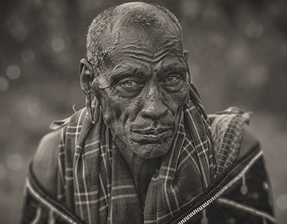 Maasai - Portraits from the Rift Valley