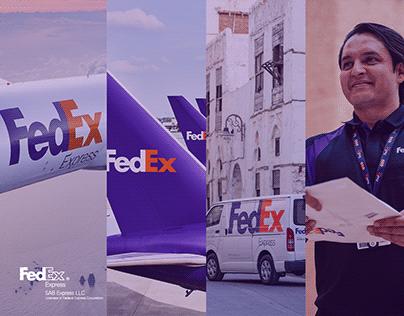Social Media Management | FedEx KSA