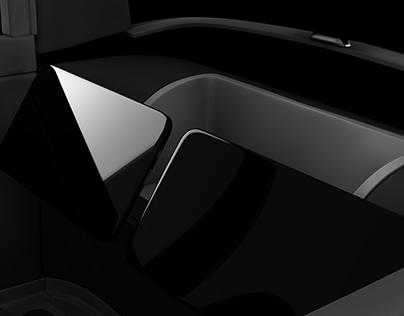 Waymo x Lyft Play: Level 5 Autonomous Car Concept