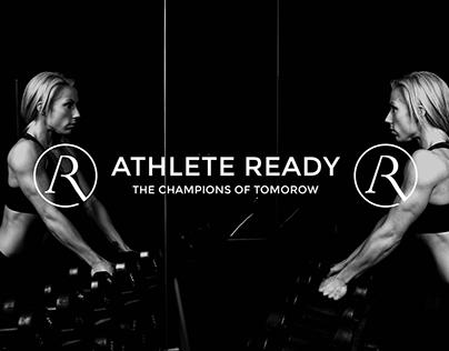 Athlete Ready Brand Identity