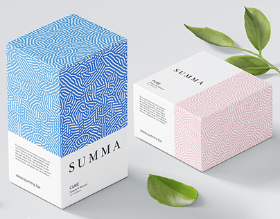 Package design - S U M M A