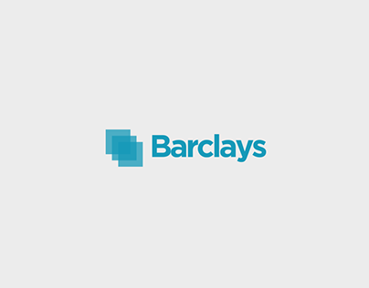 Barclays Visual Identity Redesign & Brand Manual