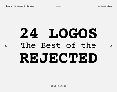 LOST LOGOS - best of the Rejected 2016 - 2017