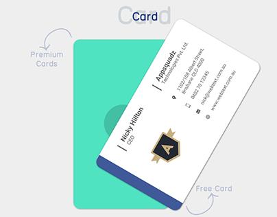 Kwikard Business Card Share