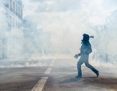 Against labour law • Nantes #01