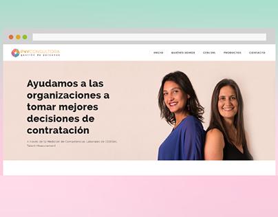 Diseño y desarrollo web: PyV