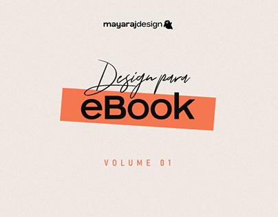 Design para eBooks   Volume 01