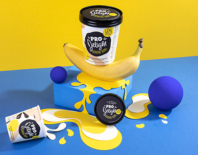 Pro Delight | Packaging