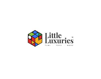 Little Luxuries branding