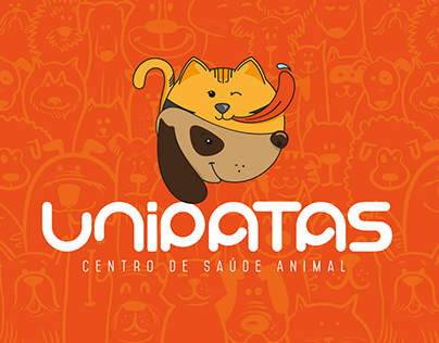 CORPORATE IDENTITY - Pet shop Unipatas