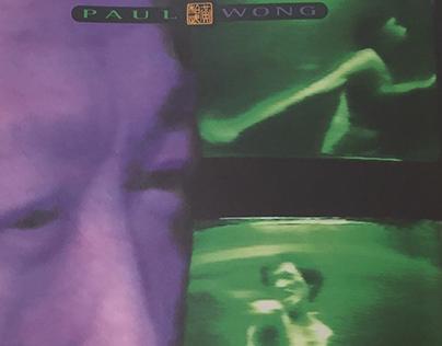 Paul Wong: exhibition catalogue