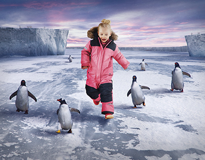 Campaign for outdoor brand Didriksons