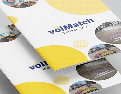 volMatch Brochure Design