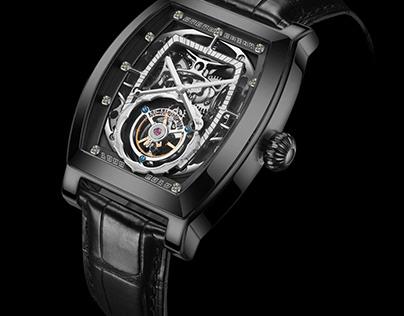THE MO'MENT 澳門回歸20週年紀念陀飛輪手錶