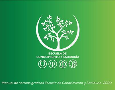 BRANDING: ESCUELA DE CONOCIMIENTO Y SABIDURÍA.