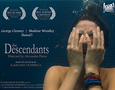 Movie Poster - The Descendants