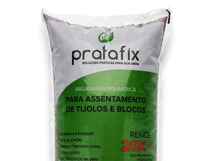 Pratafix | Embalagem