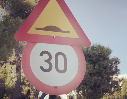 The secret life of street signs!