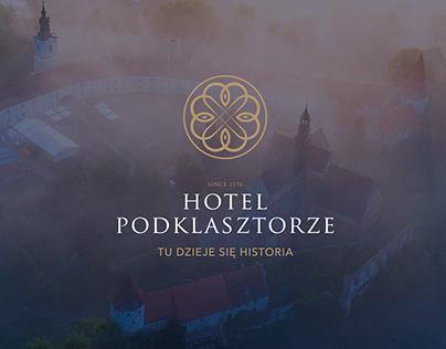 Hotel Podklasztorze Redesign