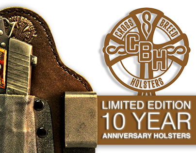 Crossbreed Holsters Limited Edition Facebook Ad.