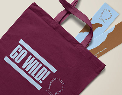Salento Wild Ranch - Brand Identity