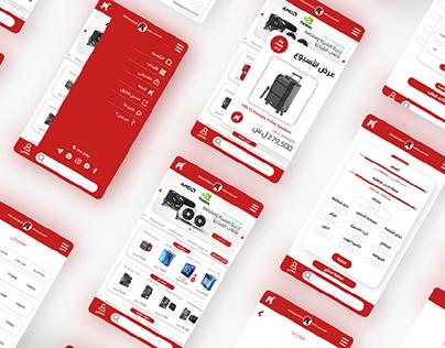 AS CO. || E-Commerce APP