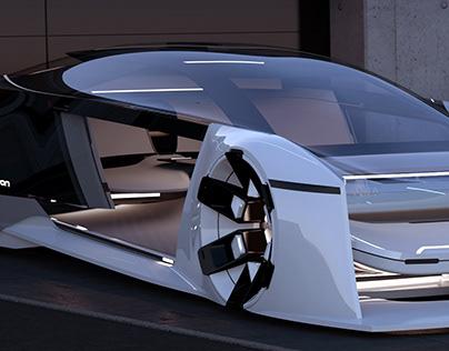 Audi ExMachina
