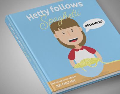 Hetty Follows Spaghetti
