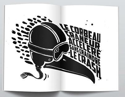 CROAAA: Le livre des corbeaux