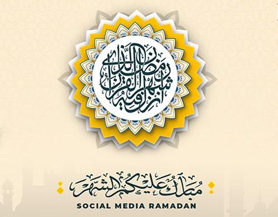 Social Media & ramadan
