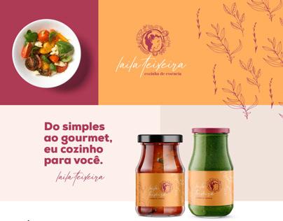Brand Chef Laila Teixeira