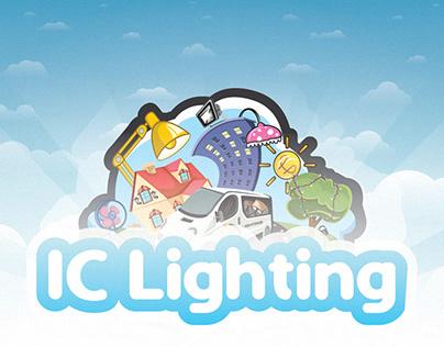 IC Lighting - Magnet for a fridge