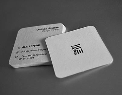 WE Design Business Card