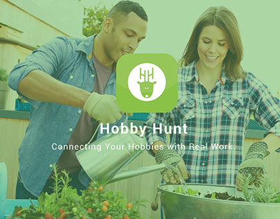 Hobby Hunt - Hackathon 2016