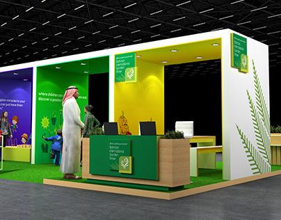 Conceptual Stand Design :