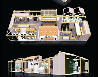 Exhibition Booth Concept