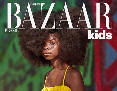 Sunny kid - HarpersBazaar