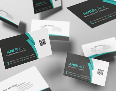 Texture Business card