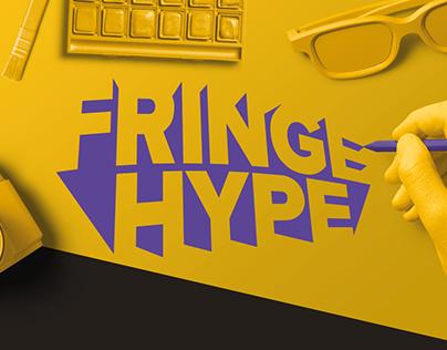 FRINGEHYPE 2018 Branding