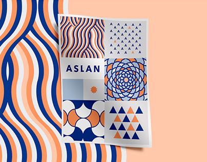 Aslan Centro Médico | Branding