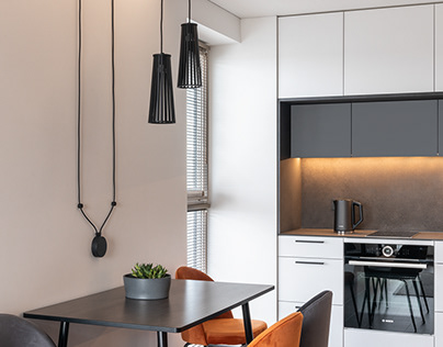 Apartment Interior by EBI Design