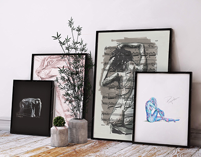 Illustration / drawings