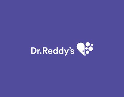 Design of letterheads for DR. REDDYS