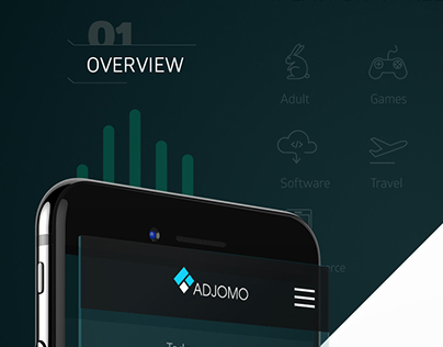 ADJOMO - Platform design