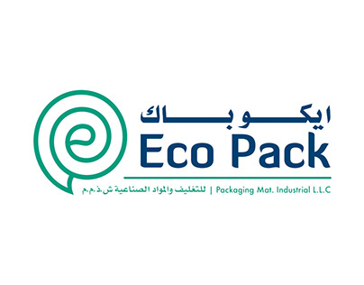 Ecopack Packaging Logo Design