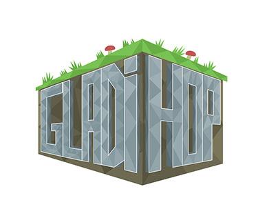 Gladi Hop (UI Design)