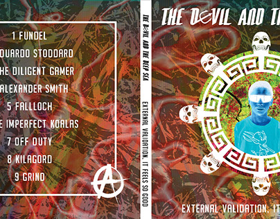 The Devil And The Deep Sea Album Art