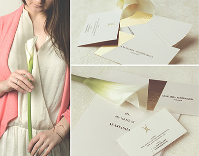 Business Cards and Storybook